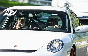 GT3 Fahrertraining - Onboard-Coaching