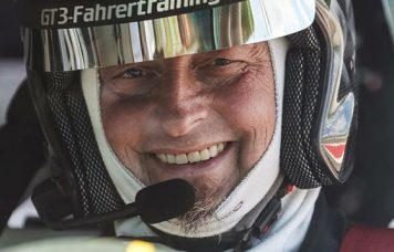 GT3-Fahrertraining - Manfred Bluemle