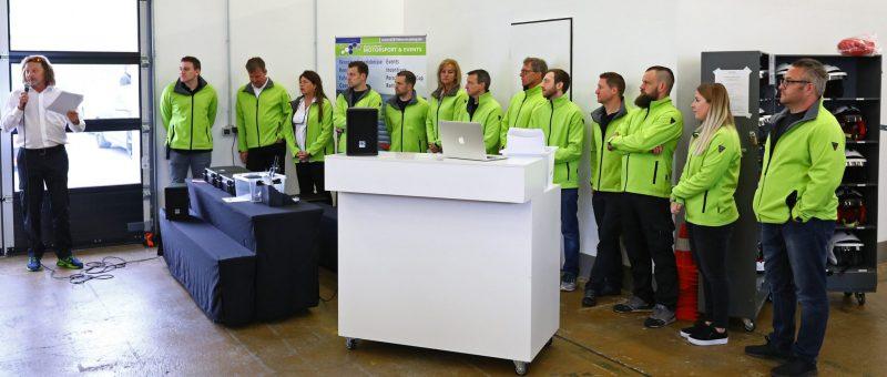 Weihnachtsgeschenk 2018: GT3 Fahrertraining Geschenkgutschein