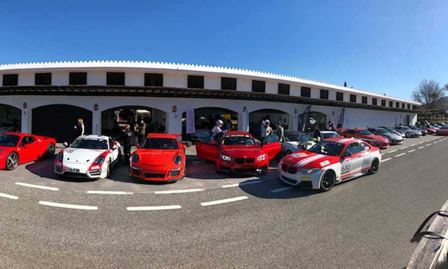 Endless Summer Ascari Racetrack