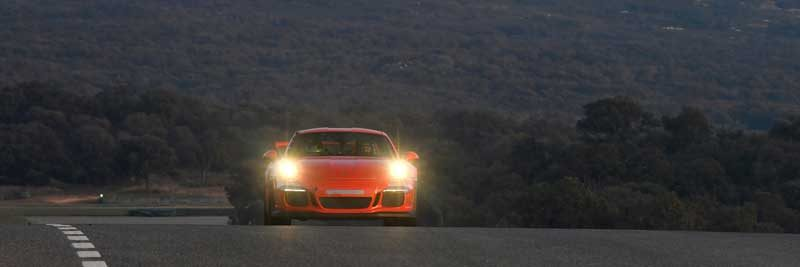 Ascari Endless Summer Sunset & Night Training