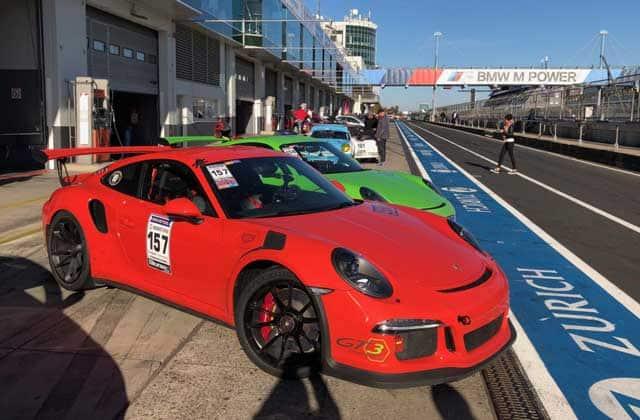 Renntaxi 1 - Porsche 911 GT3 RS 991 #ourrosi