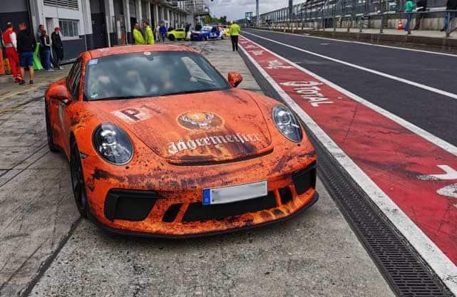 Renntaxi 8 - Porsche 911 GT3 991.2